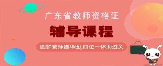 广东教师资格证辅导课程